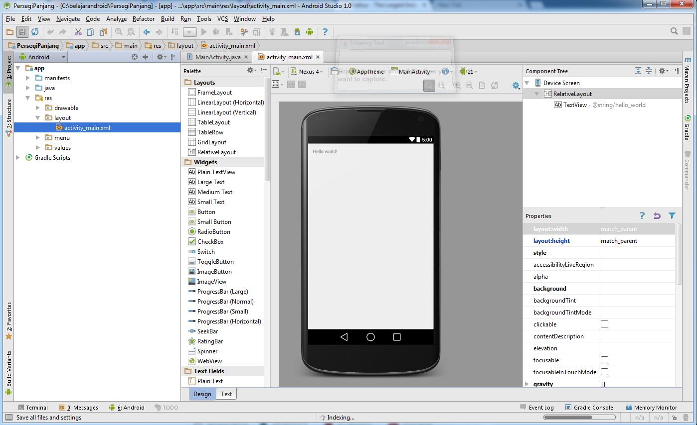Belajar Android Studio Dengan Membuat Aplikasi Android | Review Ebooks