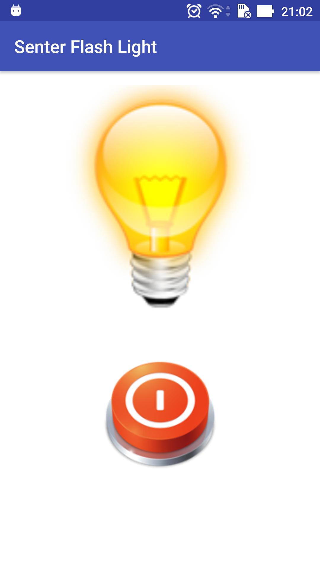 Tutorial Android Membuat Aplikasi Senter Flash Light « Blog Belajar ...
